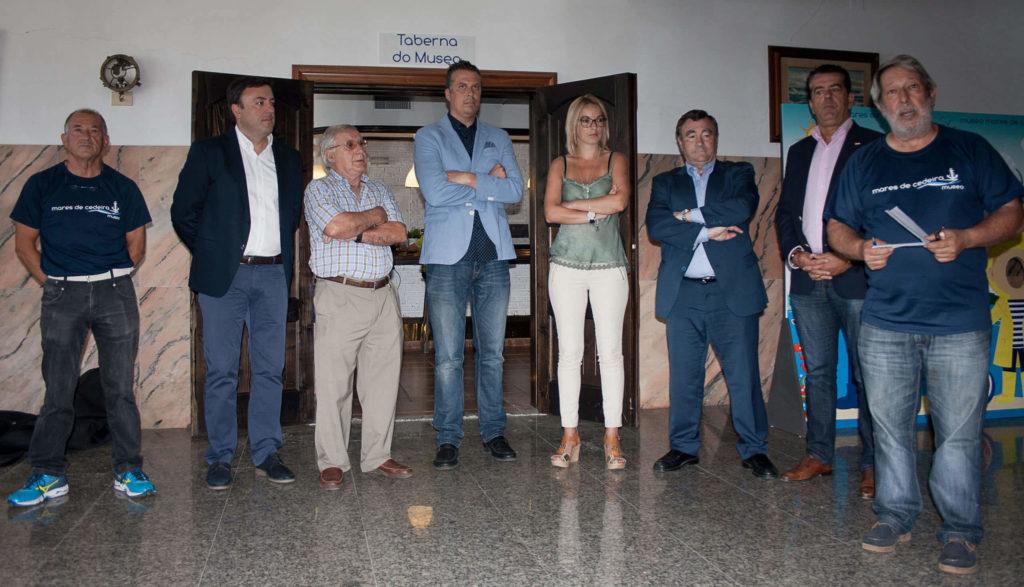 Apertura oficial Museo Mares de Cedeira