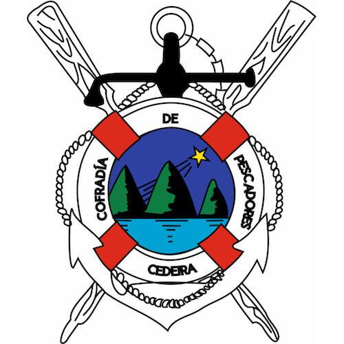 Logo cofradia de pescadores de Cedeira